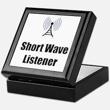Short Wave Listener Keepsake Box
