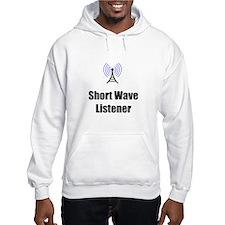 Short Wave Listener Hoodie