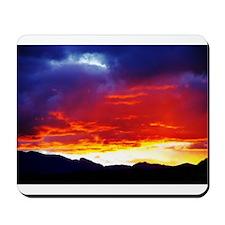 Vivid Sunset Mousepad