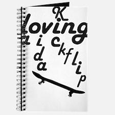 loving la vida kickflip Journal