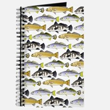 Seatrout and Drum Pattern Journal