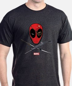 Deadpool Jolly Roger T-Shirt