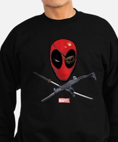 Deadpool Jolly Roger Sweatshirt