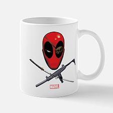 Deadpool Jolly Roger Small Small Mug