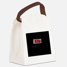 Night Exit Canvas Lunch Bag