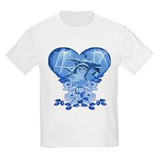 Dolphin Hearts T-Shirt