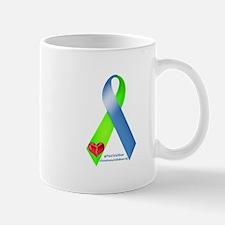 Parental Alienation Awareness Ribbon Mugs