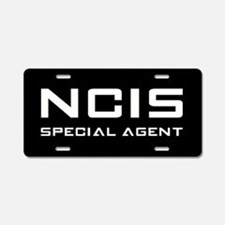 NCIS SPECIAL AGENT Aluminum License Plate