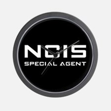 NCIS SPECIAL AGENT Wall Clock