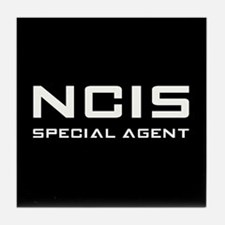 NCIS SPECIAL AGENT Tile Coaster