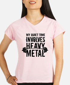 My Quiet Time Involves Heavy Metal Performance Dry