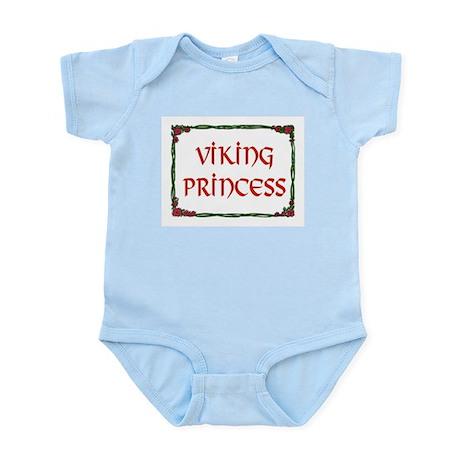 VIKING PRINCESS Infant Bodysuit