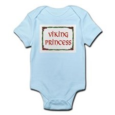 VIKING PRINCESS Infant Bodysuit