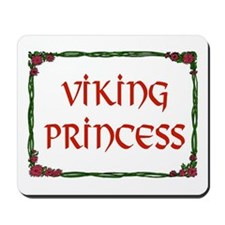 VIKING PRINCESS Mousepad