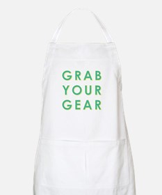 GRAB YOUR GEAR Apron