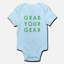 GRAB YOUR GEAR Body Suit