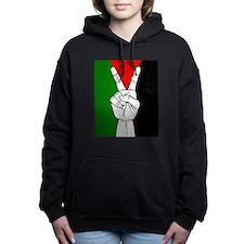 Cute Stop the war Women's Hooded Sweatshirt