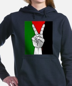 Funny Free palestine Women's Hooded Sweatshirt