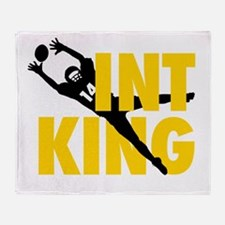 INT KING Throw Blanket