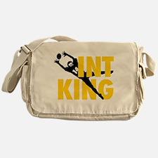 INT KING Messenger Bag