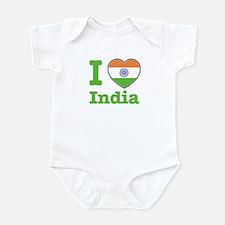I love India Onesie