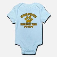 Awesome Parson Russell Terrier Mom Infant Bodysuit