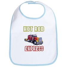 Hot Rod Express Bib