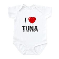 I * Tuna Infant Bodysuit