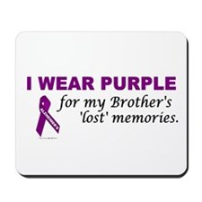 My Brother's Lost Memories Mousepad