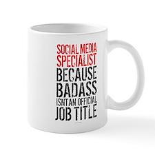 Social Media Badass Mugs