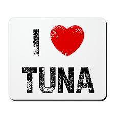 I * Tuna Mousepad