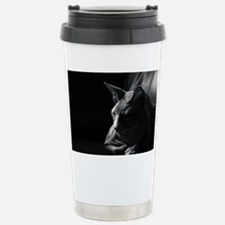 Contemplation Moment Stainless Steel Travel Mug