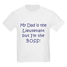 Lieutenant Boss T-Shirt