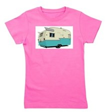 Unique Travel trailers Girl's Tee