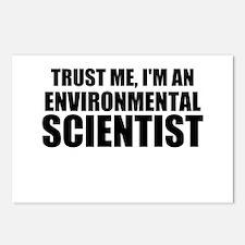 Trust Me, I'm An Environmental Scientist Postcards