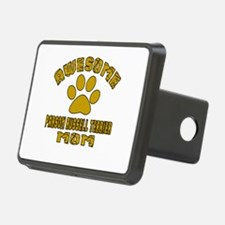 Awesome Parson Russell Ter Hitch Cover
