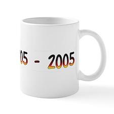 E=MC2 1905 - 2005 Mug