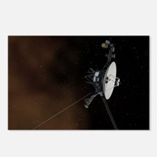 Voyager 1 spacecraft- NAS Postcards (Package of 8)