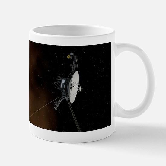 Voyager 1 spacecraft- NASA/JPL-Caltech Mugs