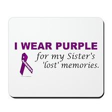 My Sister's Lost Memories Mousepad