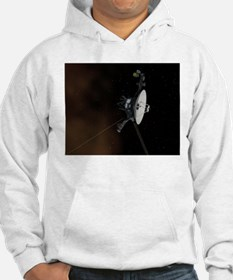 Voyager 1 spacecraft- NASA/JPL-C Hoodie Sweatshirt