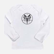 Baphomet Sigil Long Sleeve T-Shirt