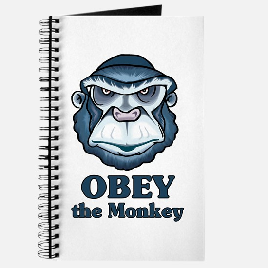 Obey the Monkey Journal
