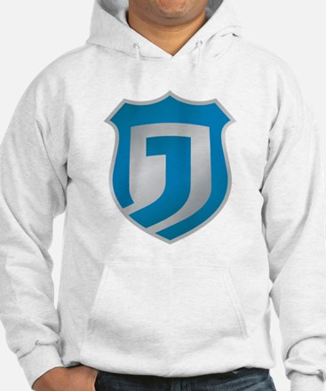 Justice Network Large Shield Shi Hoodie