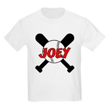 Joey Baseball T-Shirt