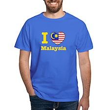 I love Malaysia T-Shirt