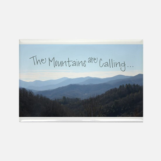Mountains Calling Magnets