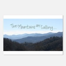Mountains Calling Postcards (Package of 8)