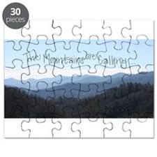 Mountains Calling Puzzle