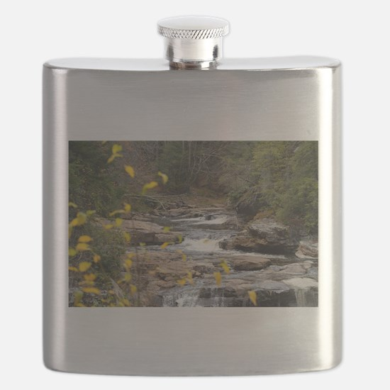 Unique Mountains Flask